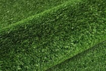 Artificial Grass 10 SQM Polyethylene Lawn Flooring 1X10M (Olive Green)