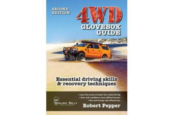 4WD Glovebox Guide - Essential Driving Skills and Recovery Techniques