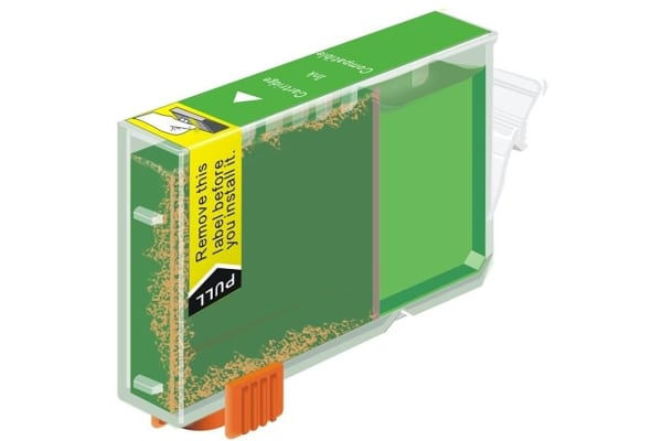CLI-8 Green Compatible Inkjet Cartridge