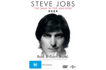 Steve Jobs The Man in the Machine DVD Region 4