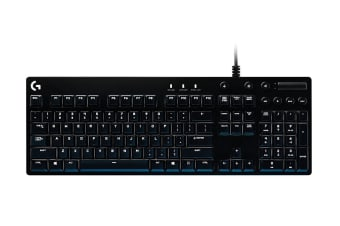 Logitech G610 Mechanical Keyboard Orion Blue (920-008005)