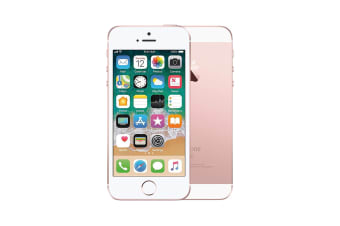 Apple iPhone SE 16GB Rose Gold - As New