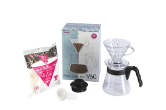 Hario V60 Complete Pour Over Kit