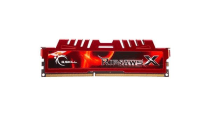 G.SKILL Ripjaws X 8GB(1X8G) Gaming DDR3 1600MHz (PC3 12800) Desktop Memory 240-Pin DDR3 SDRAM Model