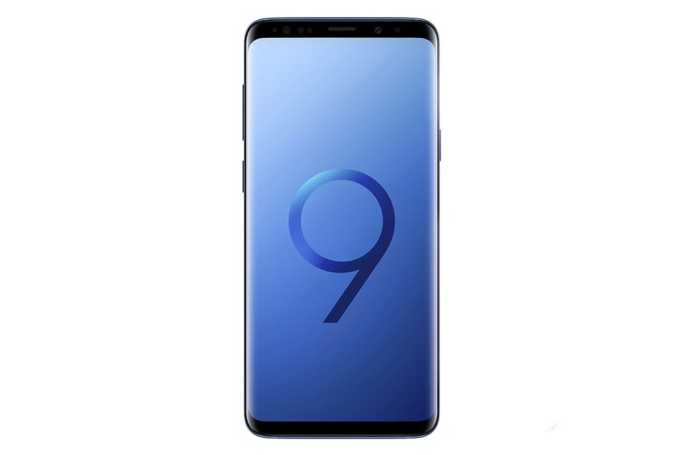 Samsung Galaxy S9 (256GB, Coral Blue) - Australian Model