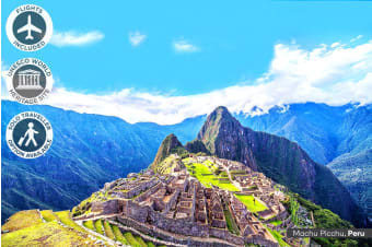 SOUTH AMERICA: 13 Day Brazil & Peru Tour Including Flights