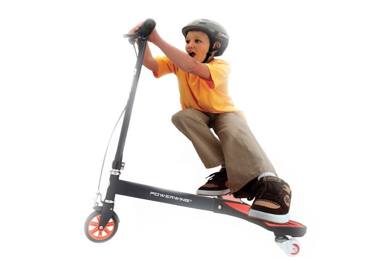 Razor PowerWing Scooter (Red & Black)