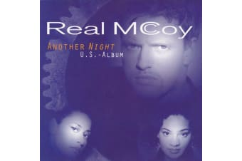 Real McCoy – Another Night (U.S. Album) BRAND NEW SEALED MUSIC ALBUM CD