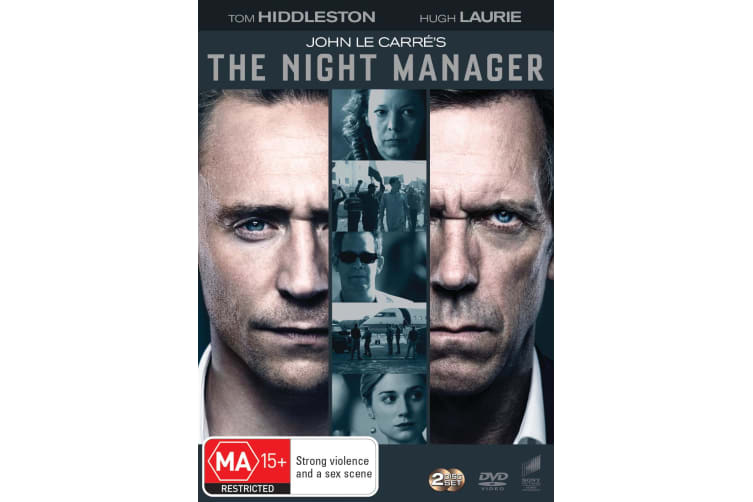 The Night Manager DVD Region 4