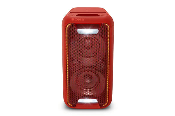 Sony Extra Bass Hifi Compact System - Red (GTKXB5R)