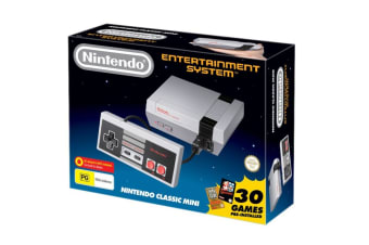 Nintendo Classic Mini NES Nintendo Entertainment System