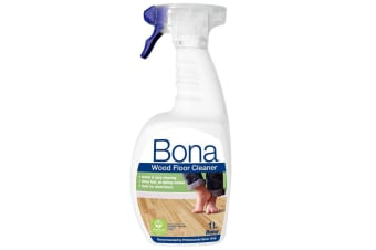 Bona 1L Wood Floor Cleaner Spray Maintenance/Cleaning for Wooden/Timber Surface