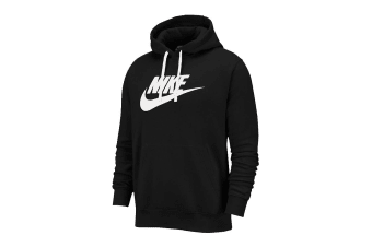 Nike Men's Sportswear Club PO BB GX Hoodies (Black)