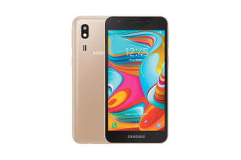 Samsung Galaxy A2 Core Dual SIM (8GB, Gold)