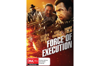 Force of Execution DVD Region 4