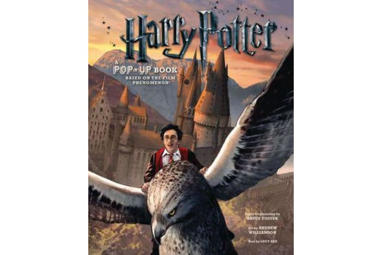 Harry Potter - A Pop-Up Book