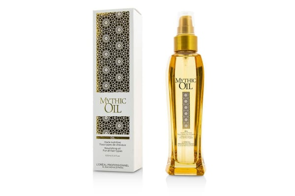 L'Oreal Professionnel Mythic Oil Nourishing Oil (For All Hair Types) (100ml/3.4oz)