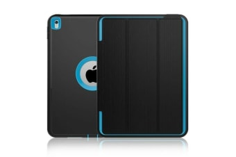 Heavy Duty Shockproof Case Smart Magnetic Cover For iPad Pro 10.5Inch 2017-Black
