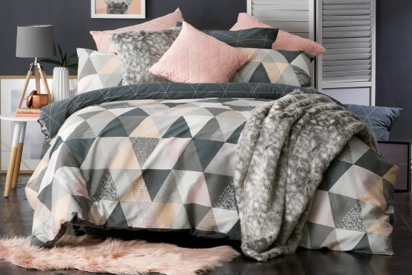 Bianca Marla Quilt Cover Set (King Bed)