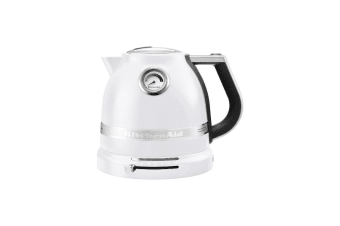 KitchenAid Pro Line Series Electric Kettle Frosted Pearl