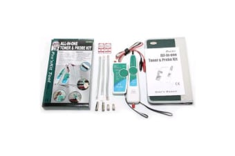 ProsKit Multifunction Network Cable Toner & Probe Kit Audio Network Tester