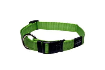 Rogz Dog Collar Lime - L