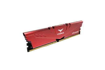 Team Group T-Force Vulcan Z 16GB (2x8GB) DRAM DDR4 3200MHz DIMM Red heatspreader