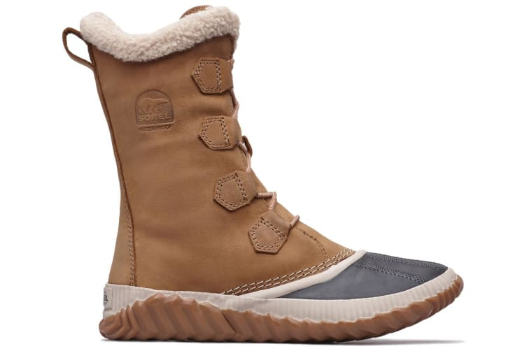 Sorel Womens Out N About Tall Plus Boots - Elk
