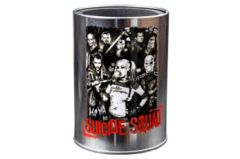 Suicide Squad SKWAD Metal Can Cooler