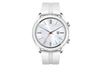 Huawei Watch GT Elegant 42mm Smartwatch - White