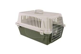Ferplast Atlas 20 Entry Level Pet Carrier (Grey) (One Size)