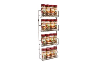 Entree Chrome 4 Tier Spice Rack