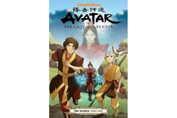 Avatar - The Last Airbender# The Search Part 1