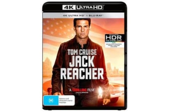 Jack Reacher (4K UHD/Blu-ray)