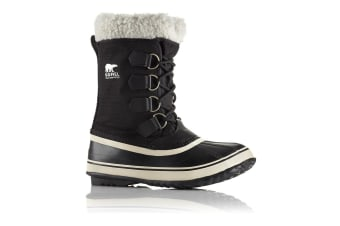d9fa220db64 Sorel Womens Winter Carnival Boots - Black