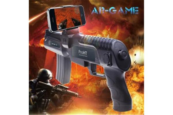 8Ware GEN-ARG-Z3 ProHT AR Smart Gun For Playing 3D VR Games FOR Android and IOS Phone Bluetooth 4.0