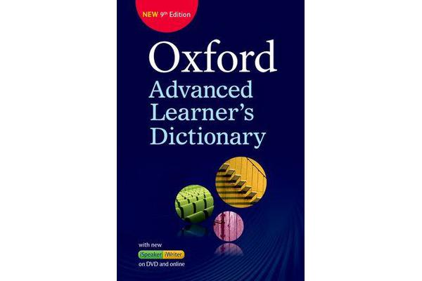 Oxford Advanced Learner's Dictionary - Paperback + DVD + Premium Online Access Code
