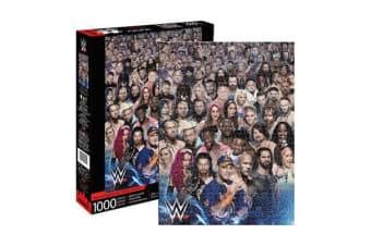 WWE Cast 1,000pc Puzzle