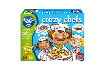 Crazy Chefs Game by Orchard Toys