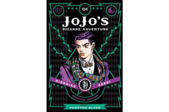 JoJo's Bizarre Adventure - Part 1--Phantom Blood, Vol. 1