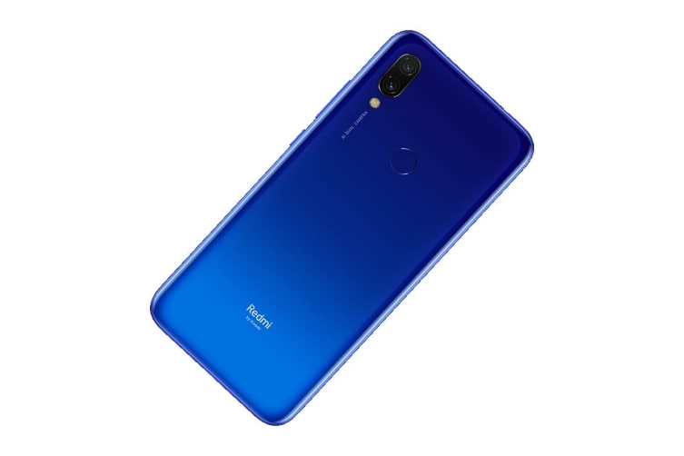 Xiaomi Redmi 7 (32GB, Blue) - Global Model
