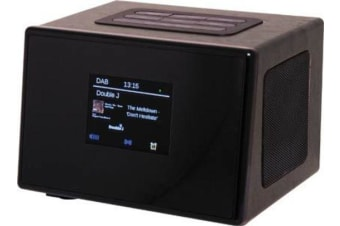 FM/DAB+ Digital Radio Alarm Clock