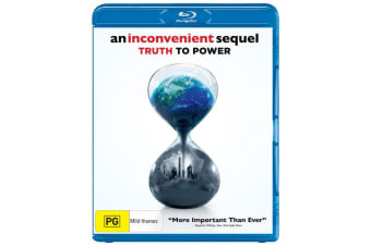 An Inconvenient Sequel Truth to Power Blu-ray Region B