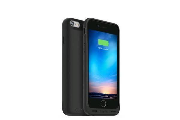 Mophie iPhone 6s Juice Pack Reserve Battery Case -BLACK