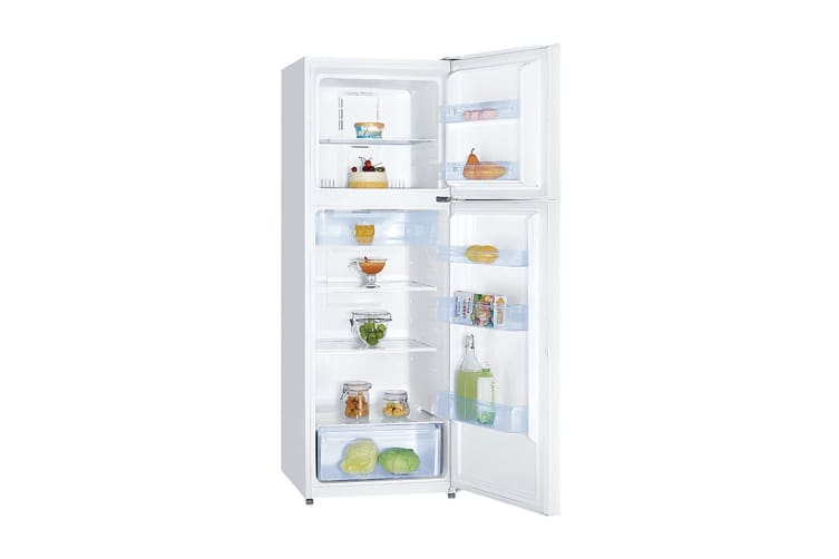 Lemair Top Mount 366L - Refridgerator - White (LTM366W)
