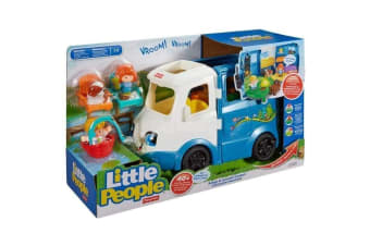 Little People Songs and Sounds Camper