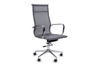AVANTE Executive High Back Mesh Office Chair Meeting Boardroom Ergonomic