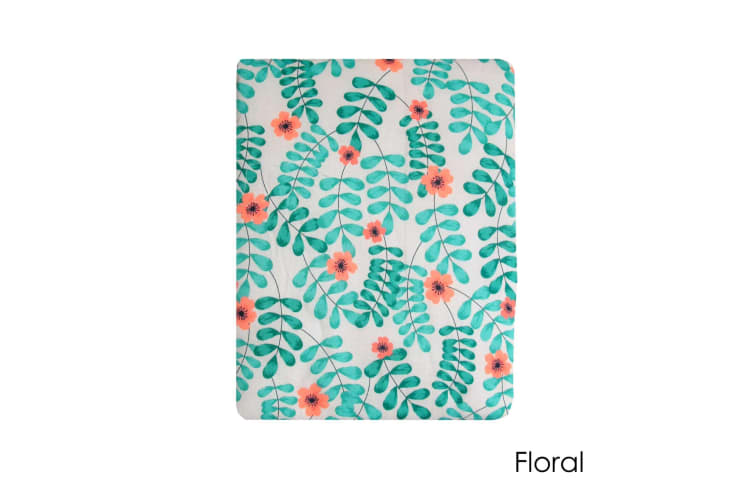 Quilted Ironing Board Cover Floral