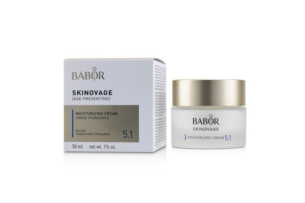 Babor Skinovage [Age Preventing] Moisturizing Cream 5.1 - For Dry Skin 50ml/1.7oz