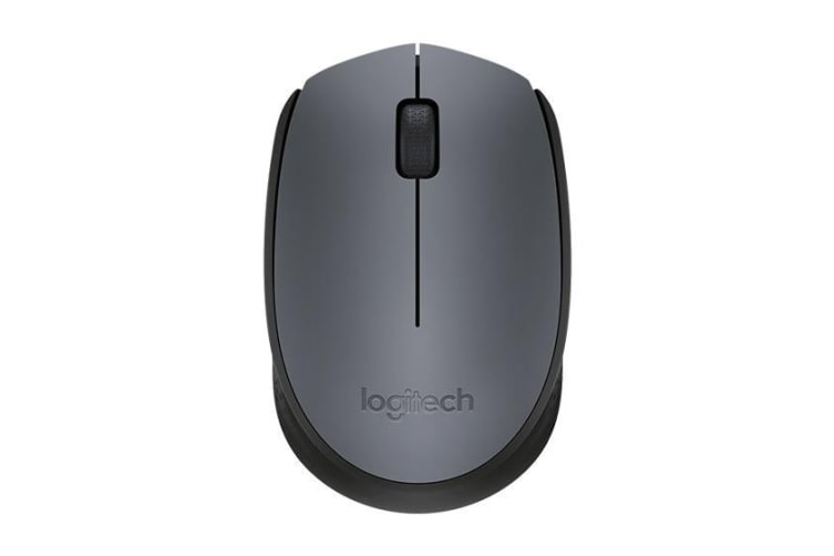 Logitech M170 mouse RF Wireless+USB Ambidextrous